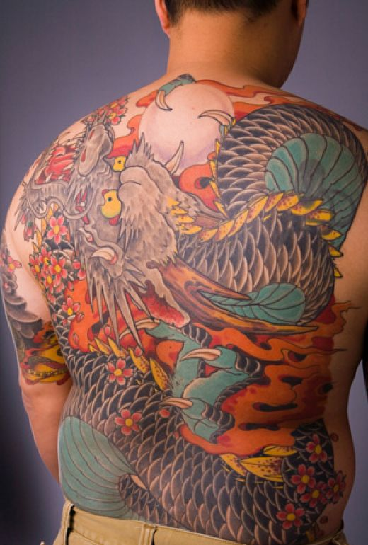 japanese tattoos irezumi meaning and history with pictures. Black Bedroom Furniture Sets. Home Design Ideas