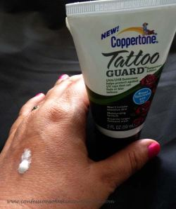 Does Tattoo Sunscreen Keep Tattoo Colors from Fading?